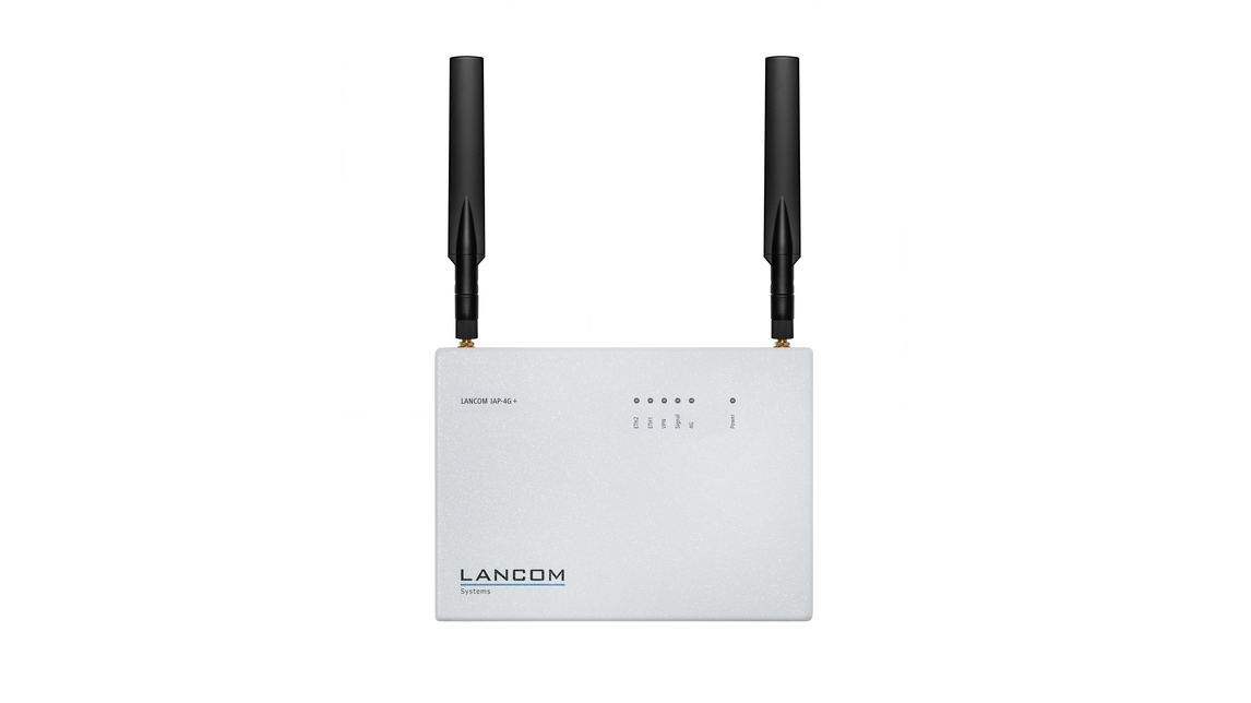 Logo LANCOM IAP-4G+