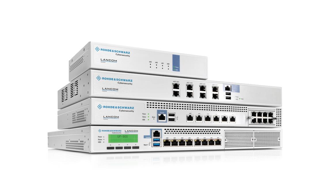 Logo LANCOM R&S® Unified Firewalls