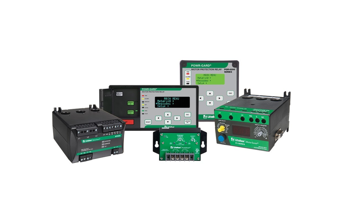 Logo Protection Relays and Controls