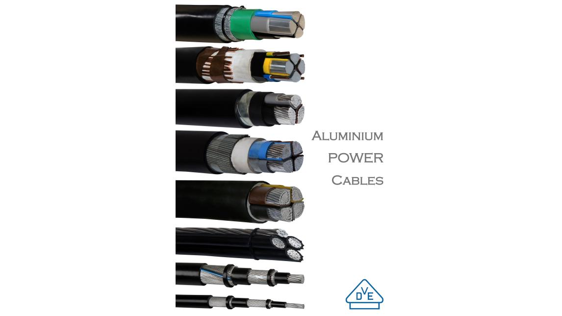 Logo LV Aluminium Power Cables