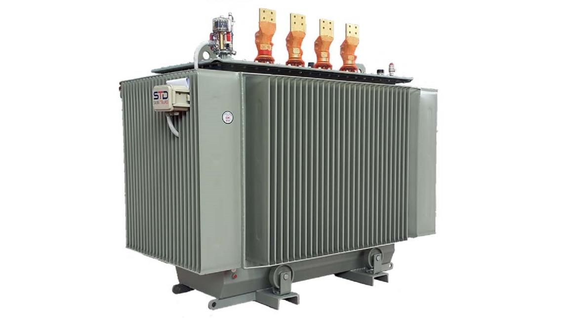Logo oil type distribution&power transformers