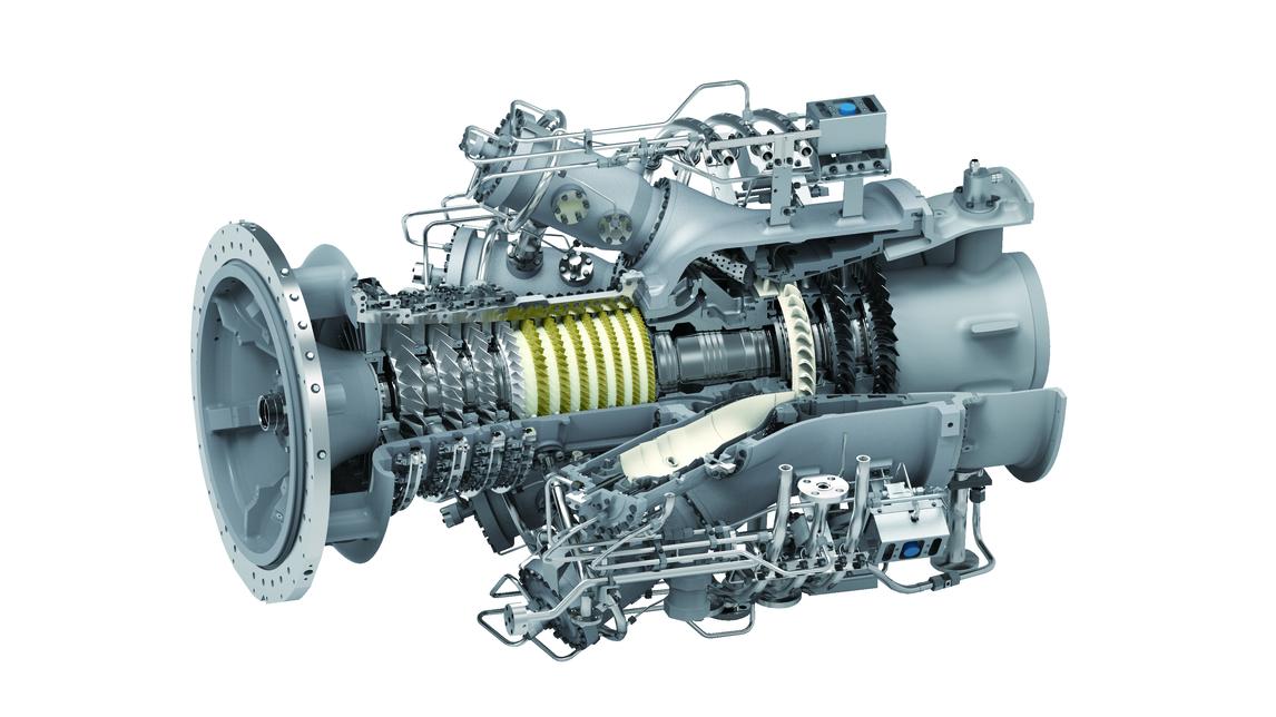 Logo Gas Turbine Generator Set GPB50D