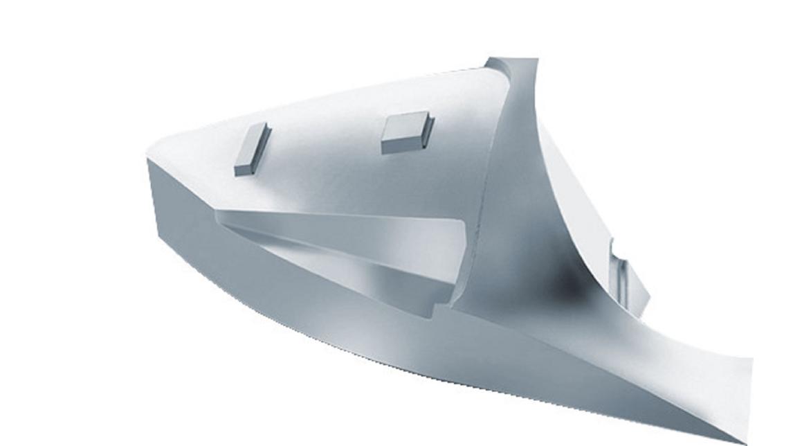 Logo 3D-moulded parts