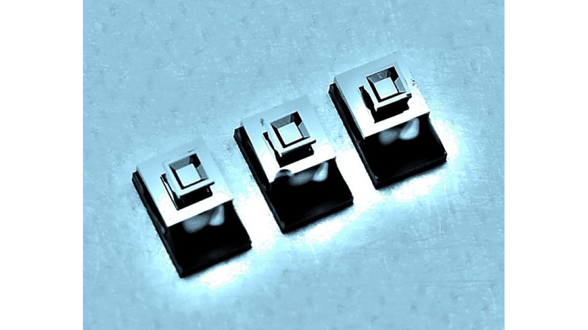 Logo Barometric MEMS pressure sensor