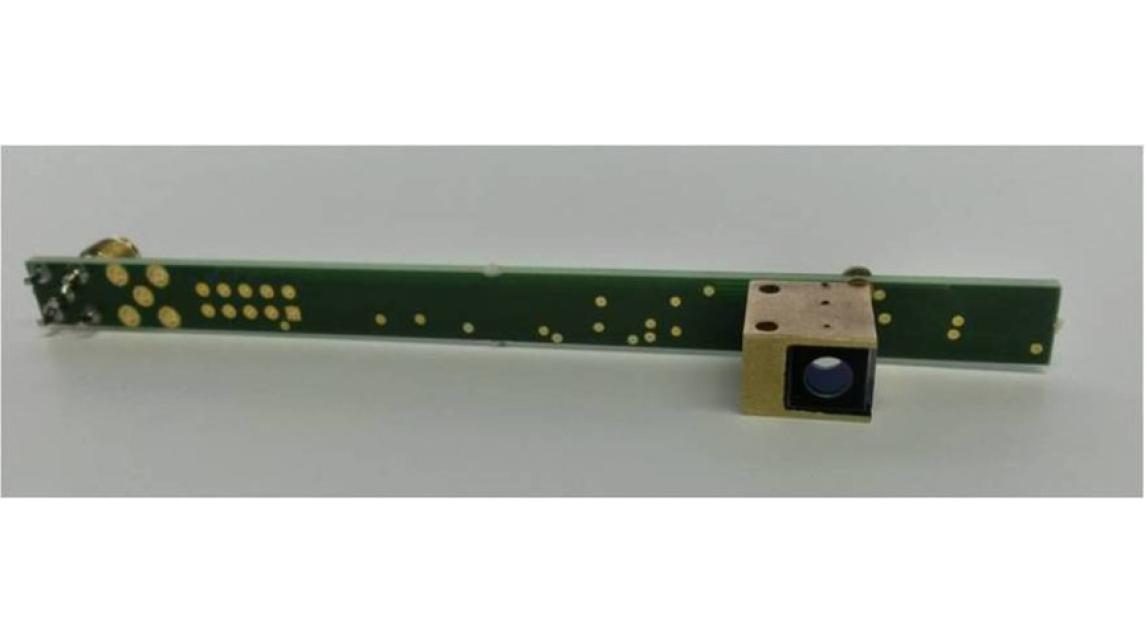 Logo Miniaturisierte UV-LED-Beleuchtung