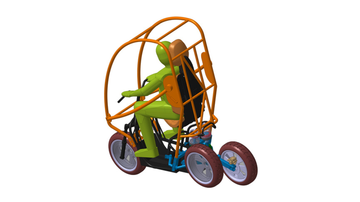 Logo Electromobile City Scooter - EMC2