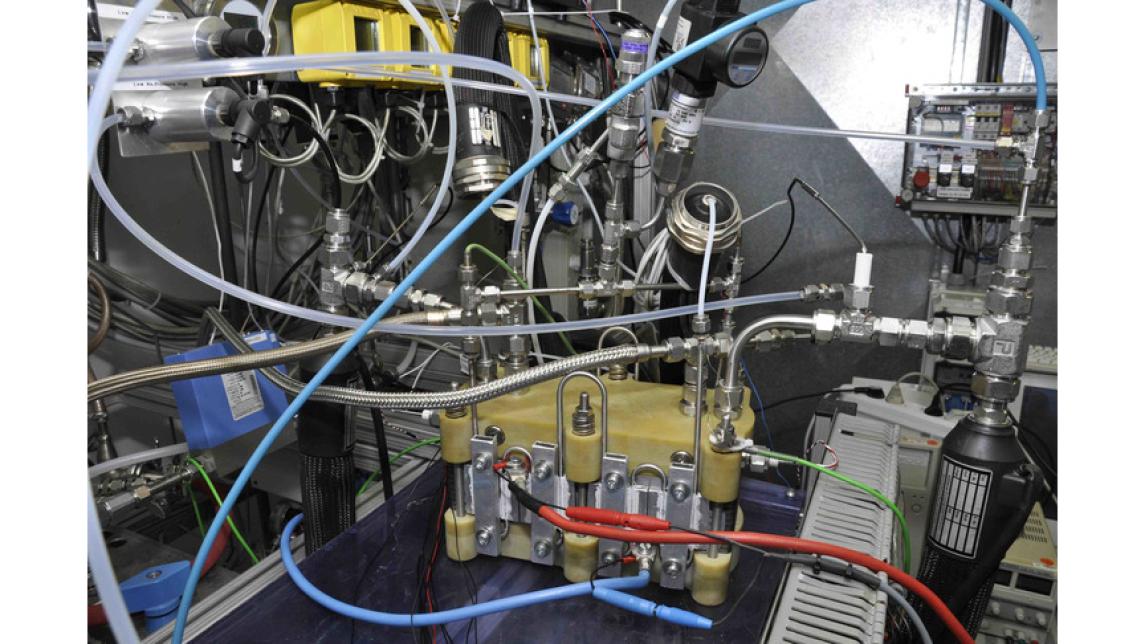 Logo Brennstoffzellen Testzentrum