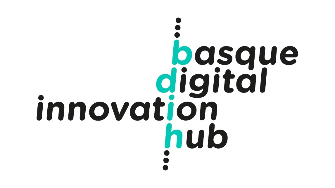 Logo Basque Digital Innovation Hub