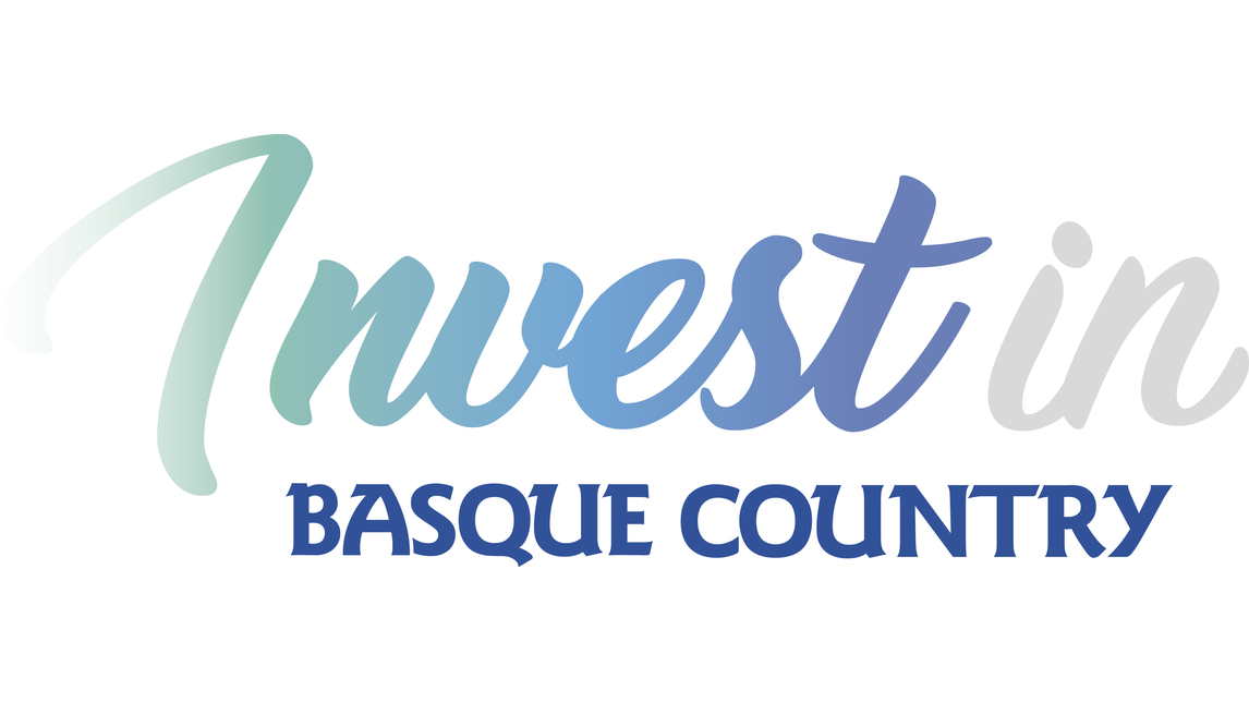 Logo SPRI, Invest in the Basque Country