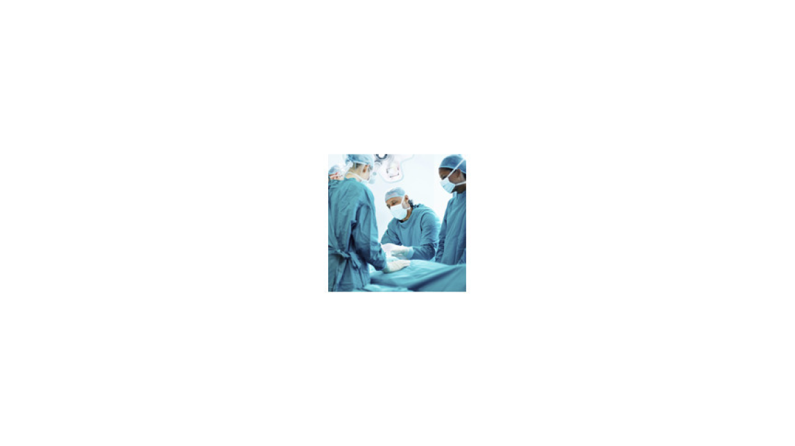 Logo Keramik für die Medizintechnik