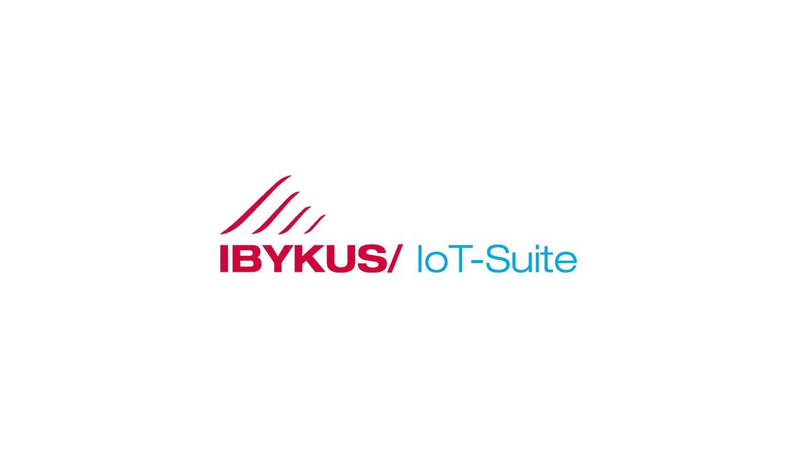 Logo IBYKUS IoT-Suite