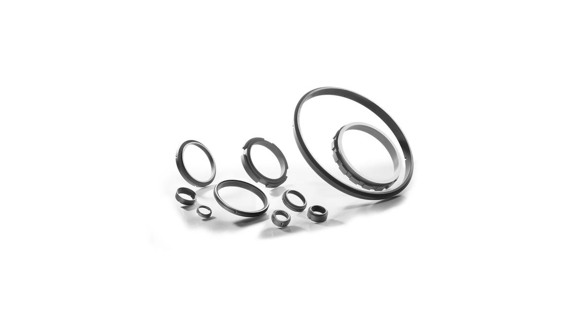 Logo Carbon Seal Rings