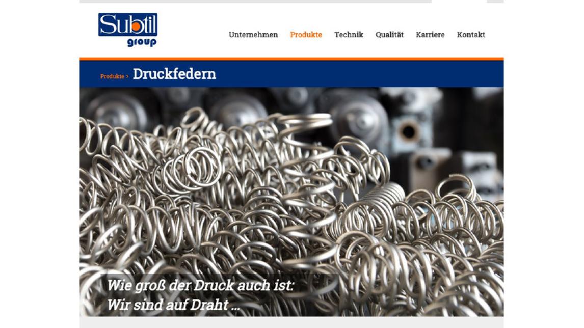 Logo Druckfedern
