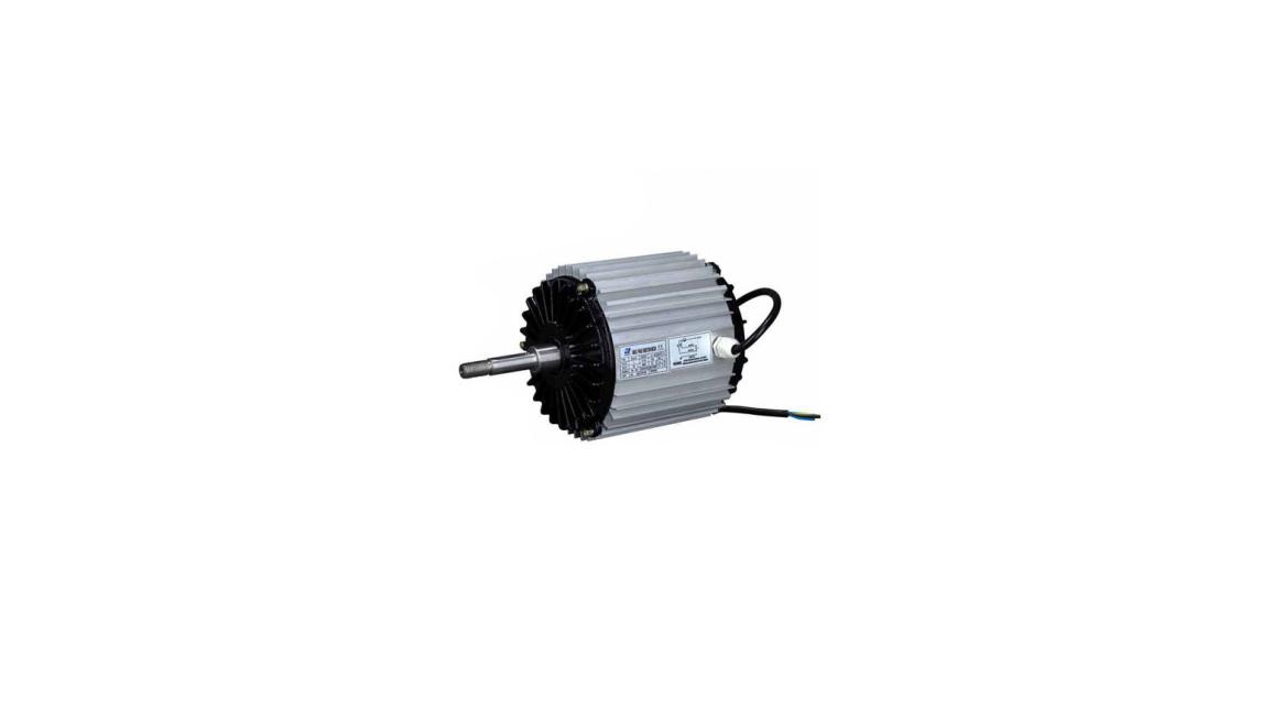 Logo EVA series aluminium housing induction motors