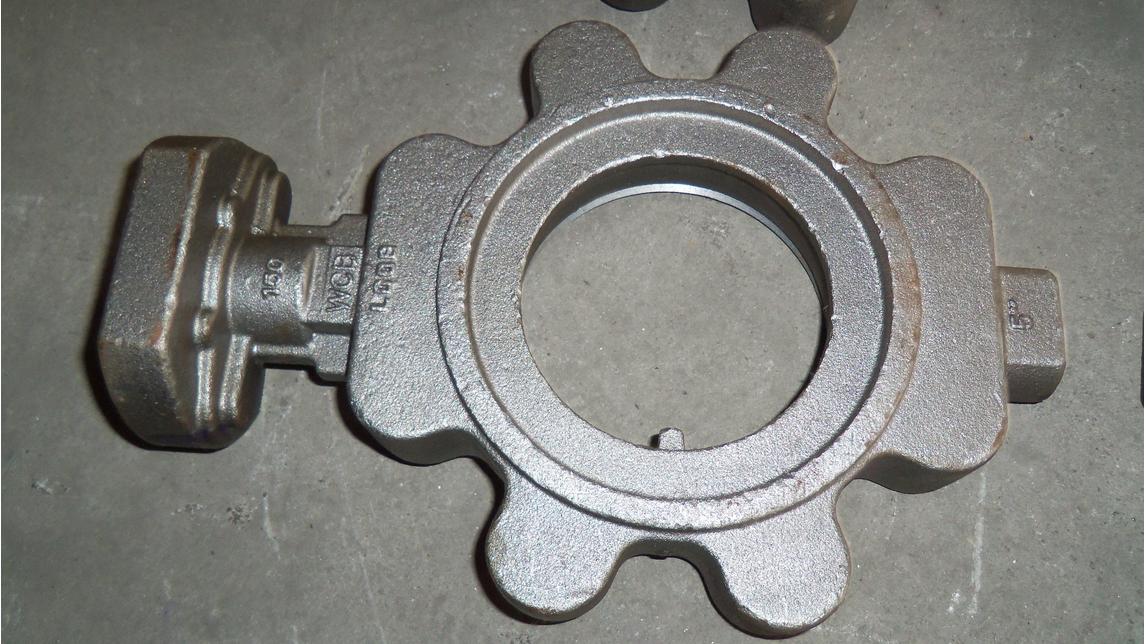 Logo Valve Spare Parts