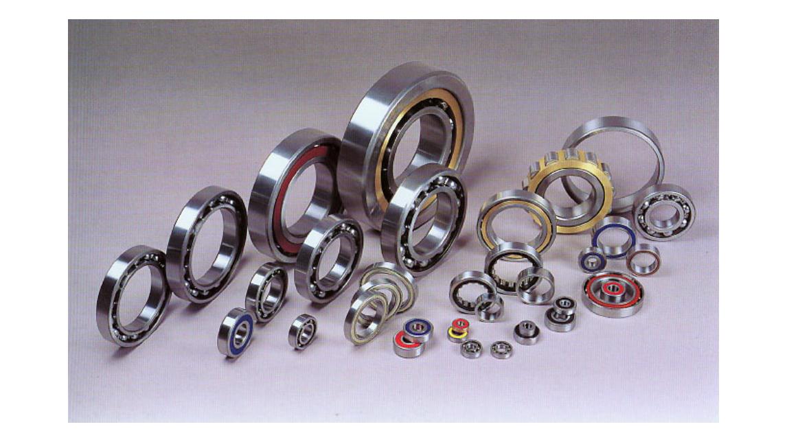 Logo Deep Groove ball bearing/ EMQ bearing