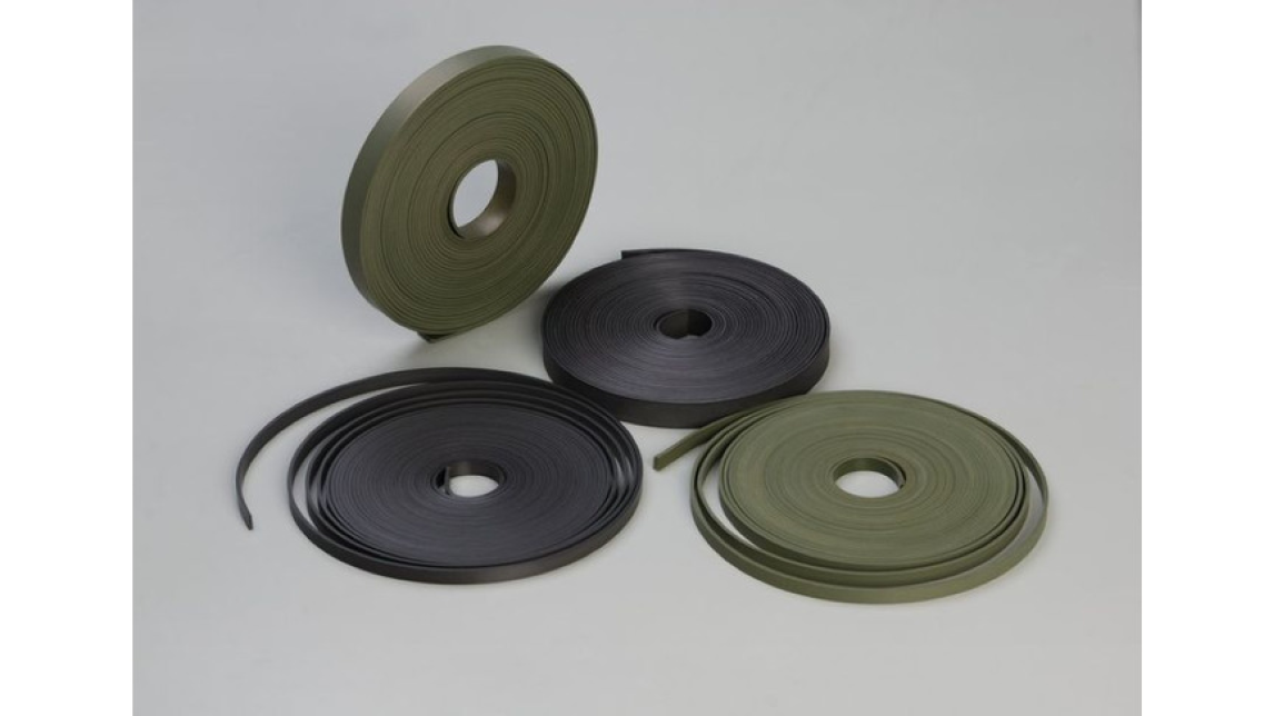 Logo DFG Fluorocarbon Guidance Tape