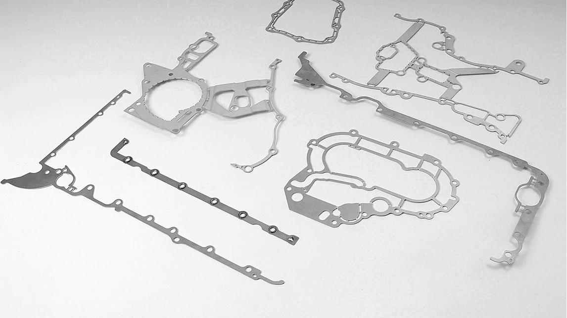 Logo STAMPING PARTS & GASKETS