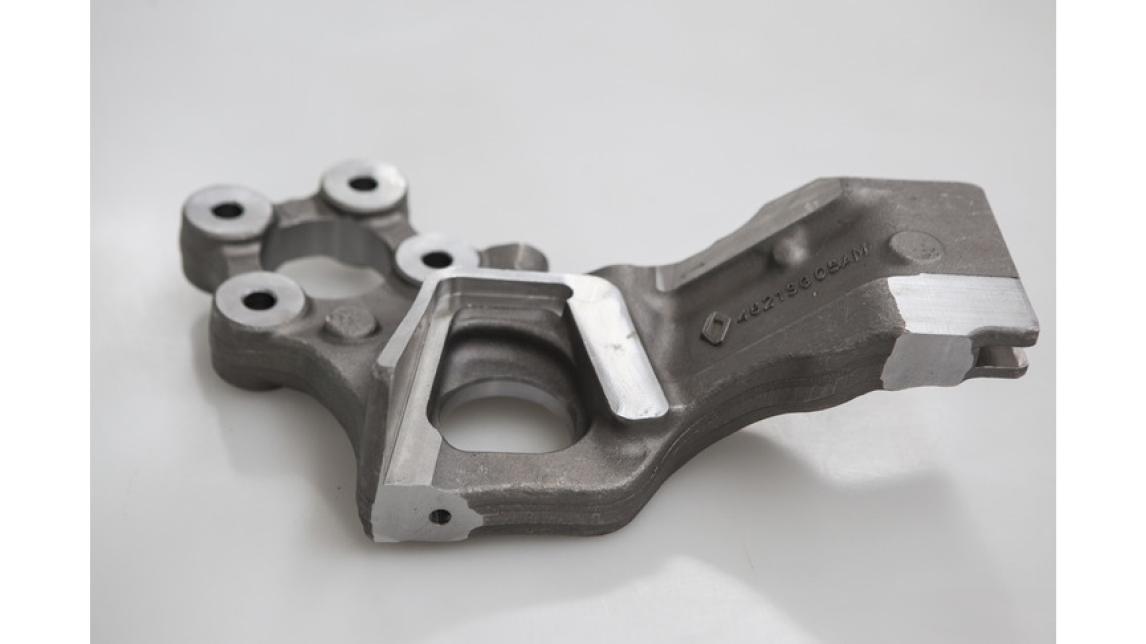 Logo Steel parts