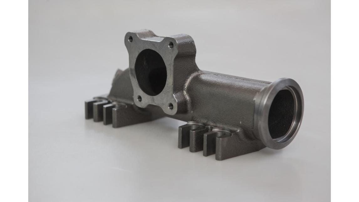 Logo Cast iron parts