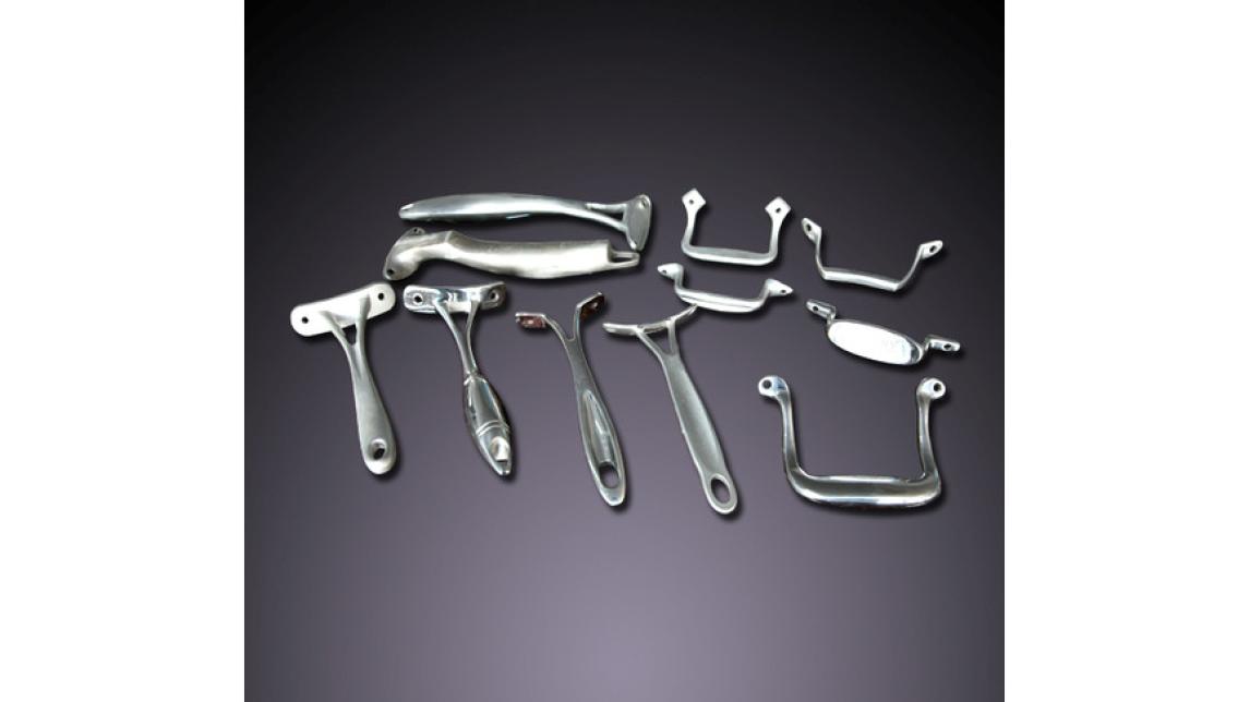 Logo Hardware casting