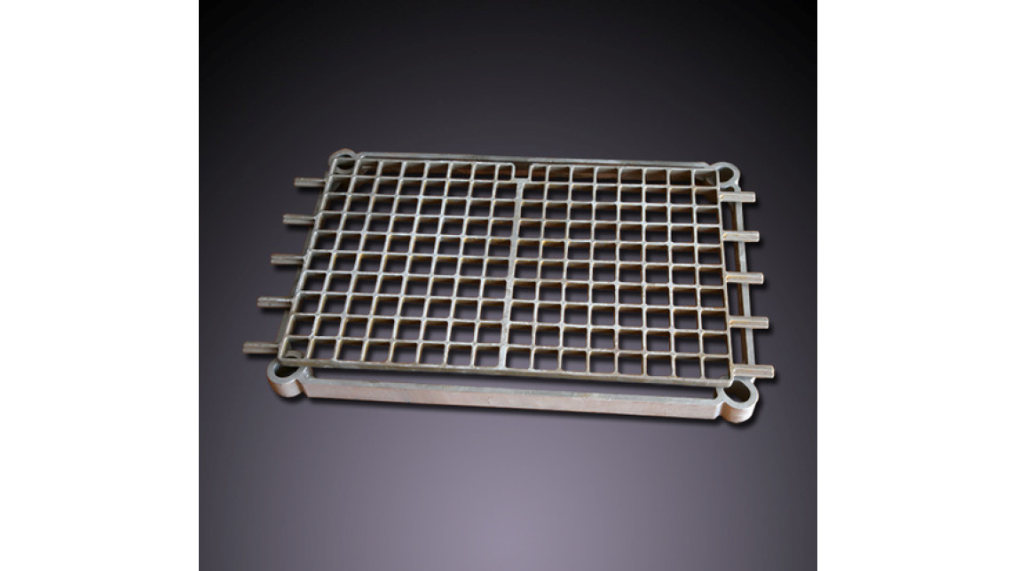 Logo Tray for Heat Treatment Furnace