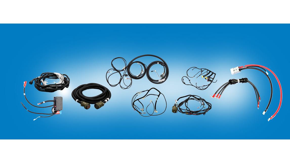 Logo Wire Harness