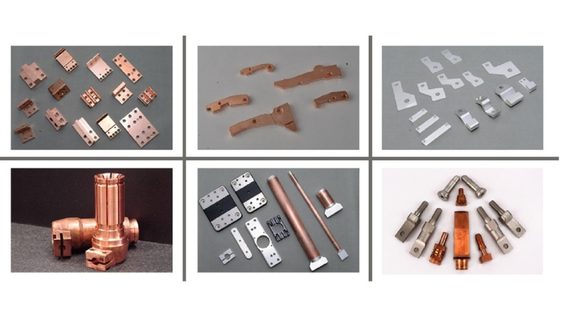 Logo Precision machining and stamping parts