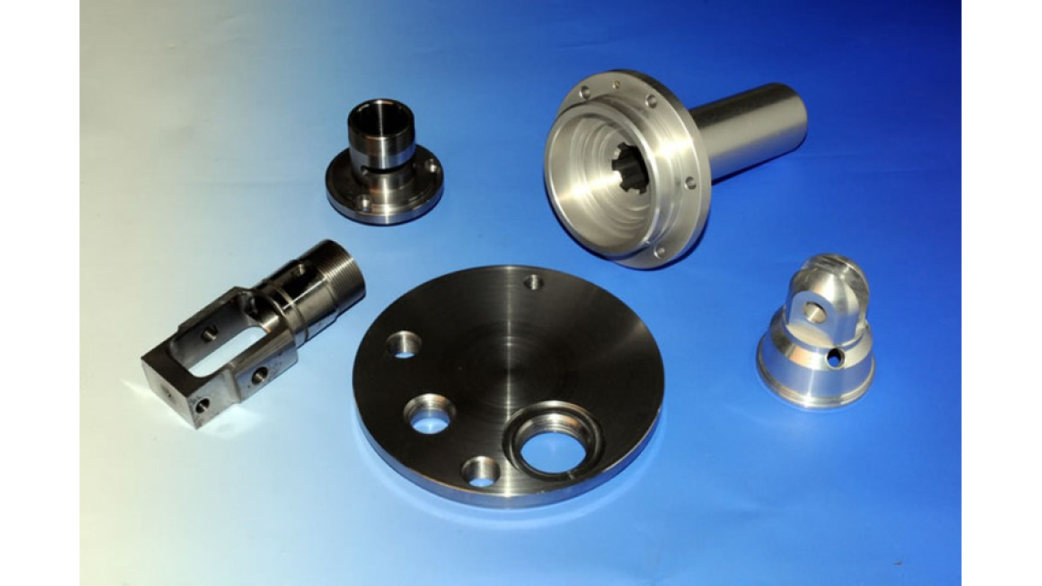 Logo CNC Turned parts