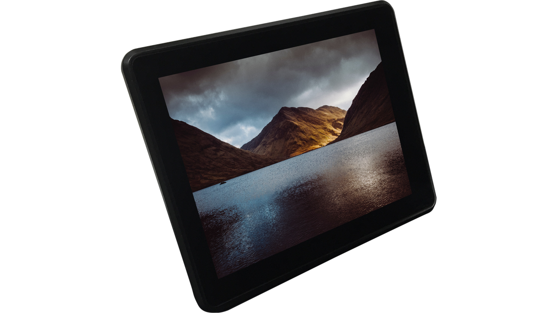 Logo 10 inch IPS Capacitive Touch Screen