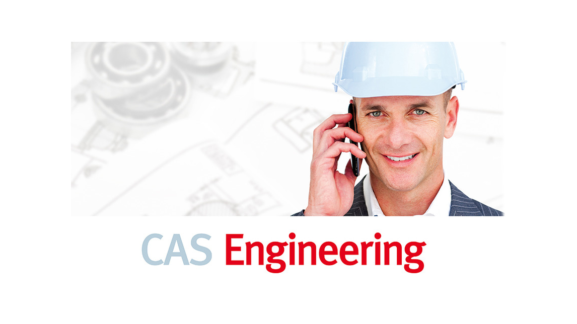 Logo CAS Engineering - CRM für Ingenieure