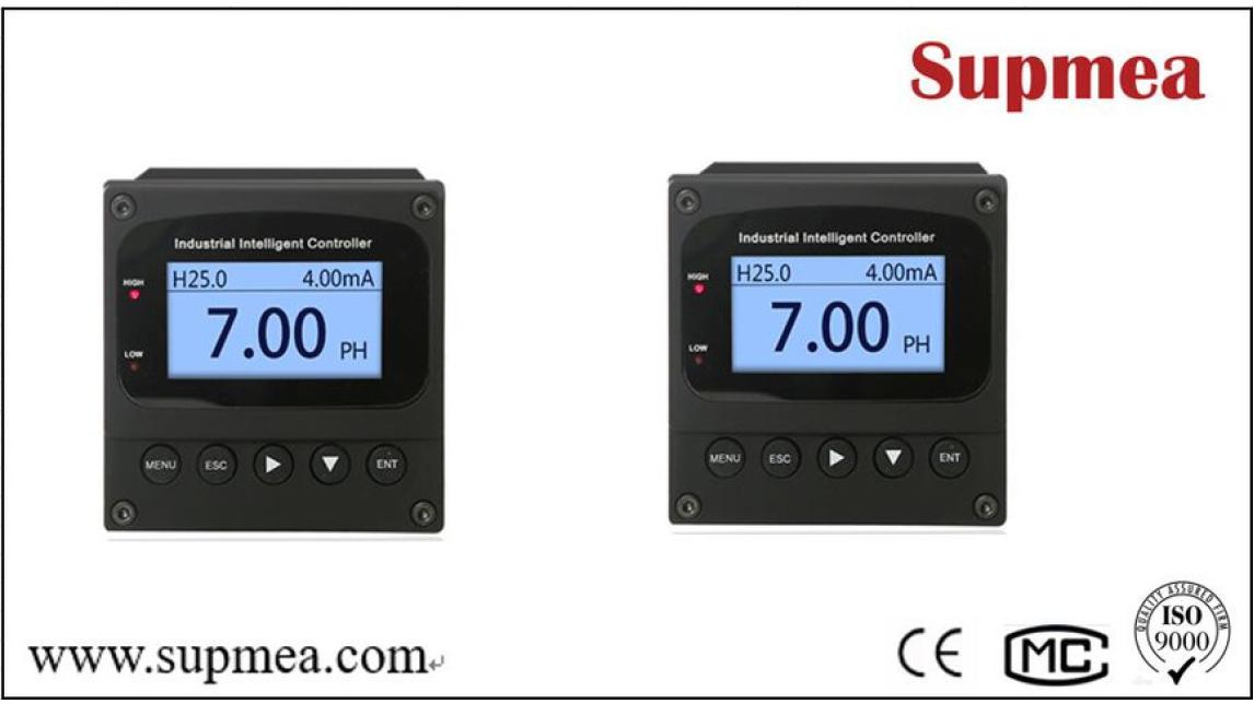 Logo SPE-PH200 PH/ORP controller