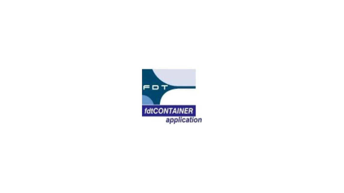 Logo fdtCONTAINER application