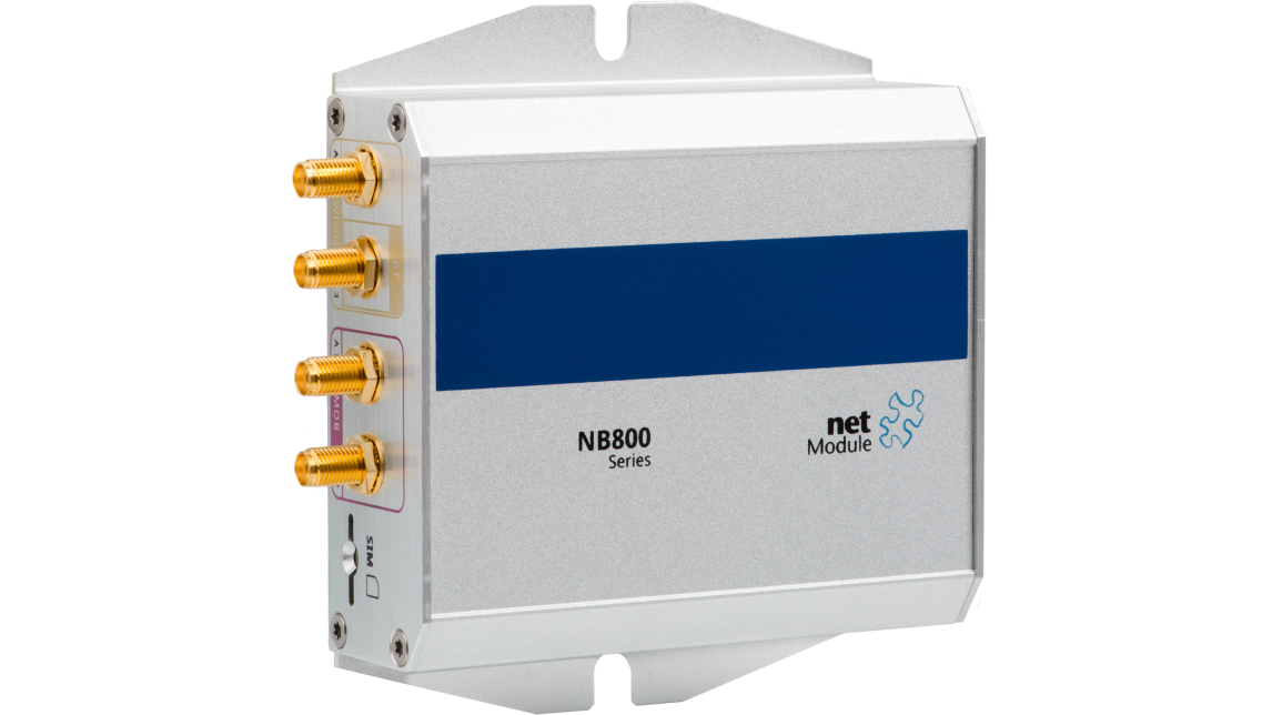 Logo NB800 Industrial Router