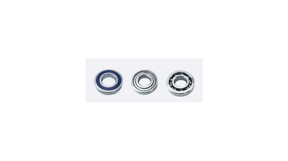 Logo Stainless steel ball bearings