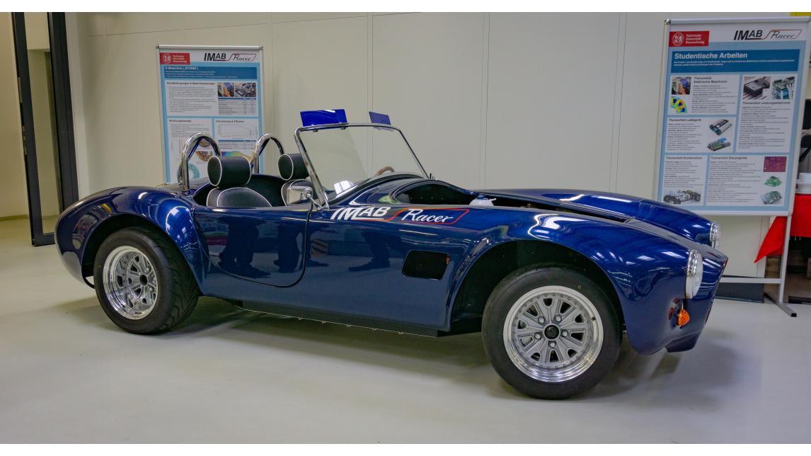 Logo IMAB Racer