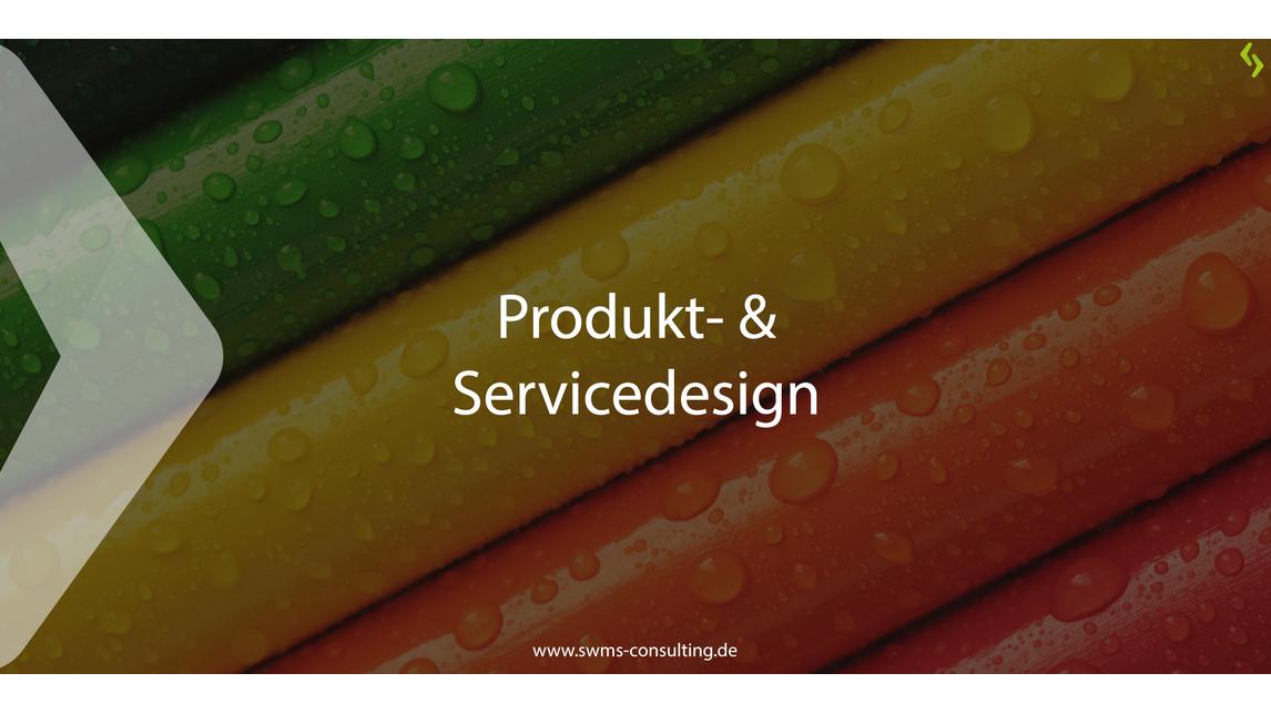 Logo Produkt- & Servicedesign