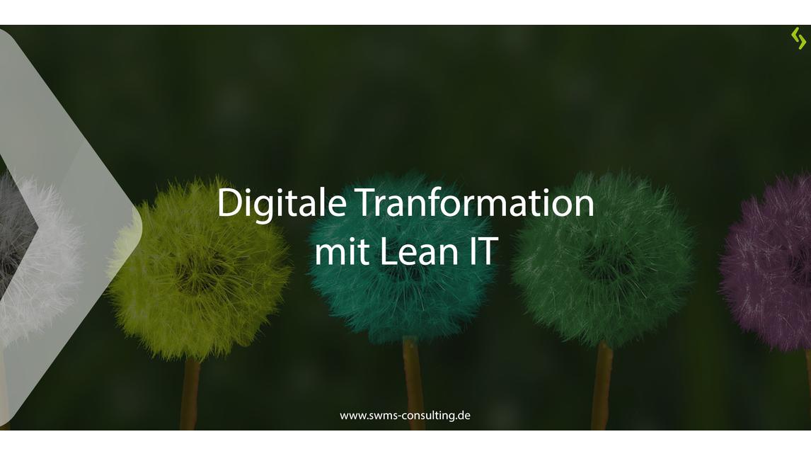 Logo Transformation mit Lean IT