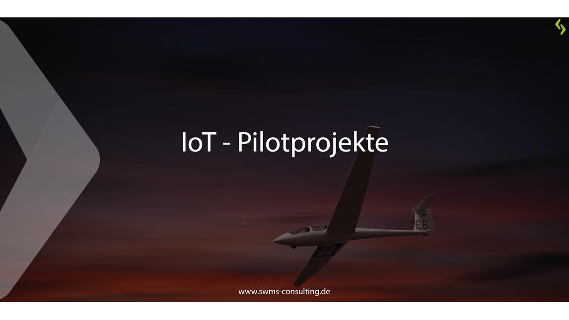 Logo IoT Pilotprojekte
