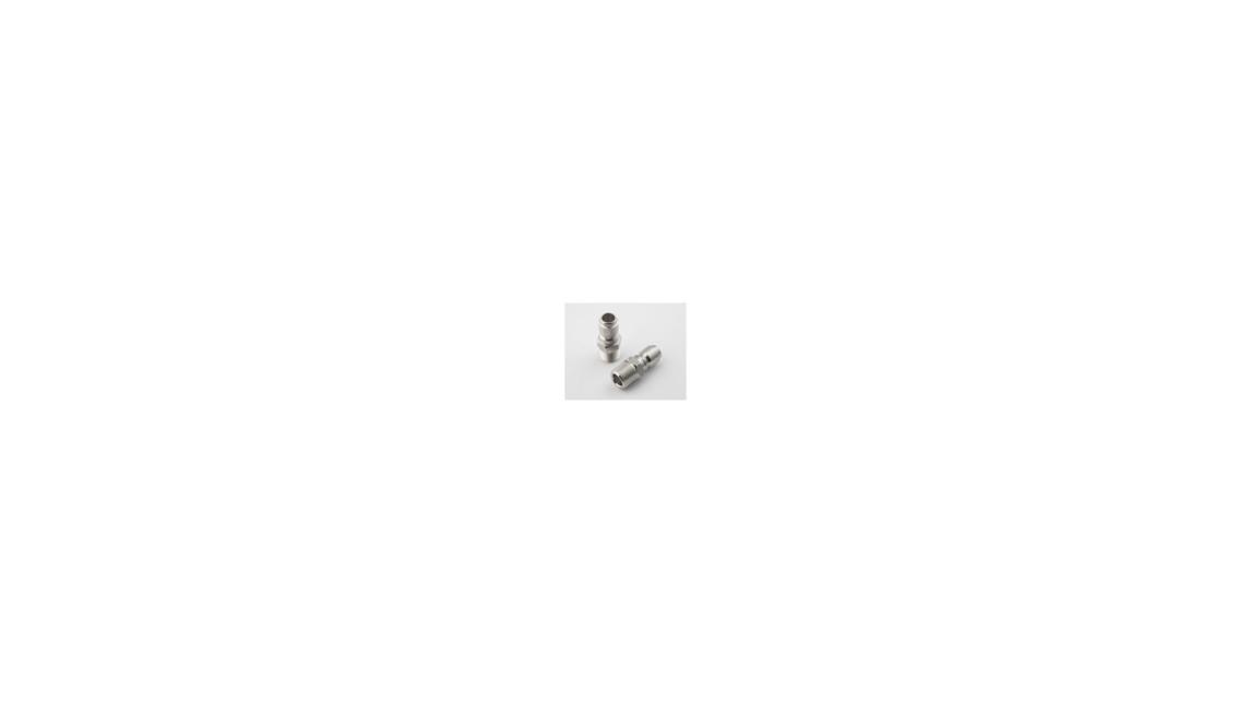 Logo 304 Stainless Steel Nipple NPTF