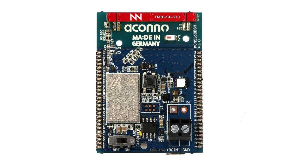 Logo ACN9160BGM NB-IoT Modul