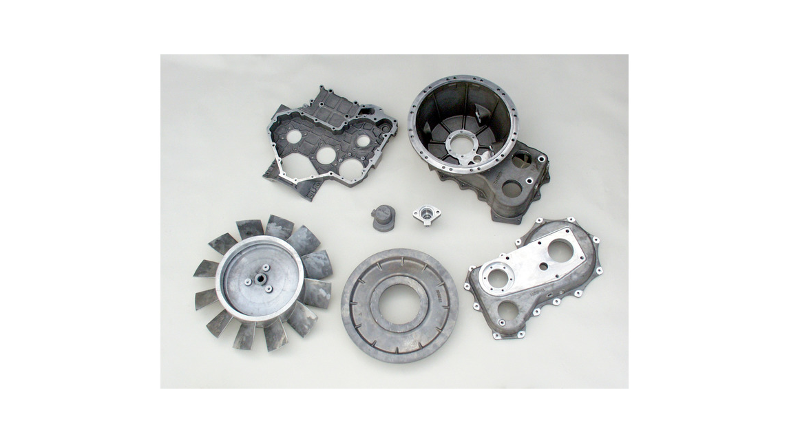 Logo GRAVITY DIE CASTING PARTS