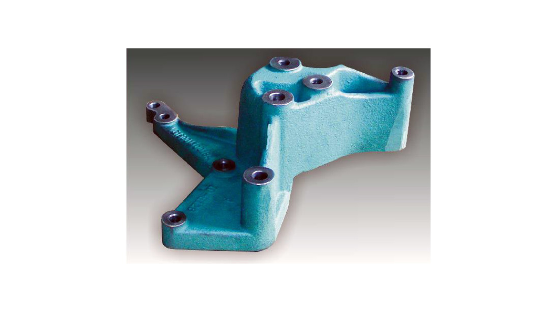 Logo Air conditioner bracket
