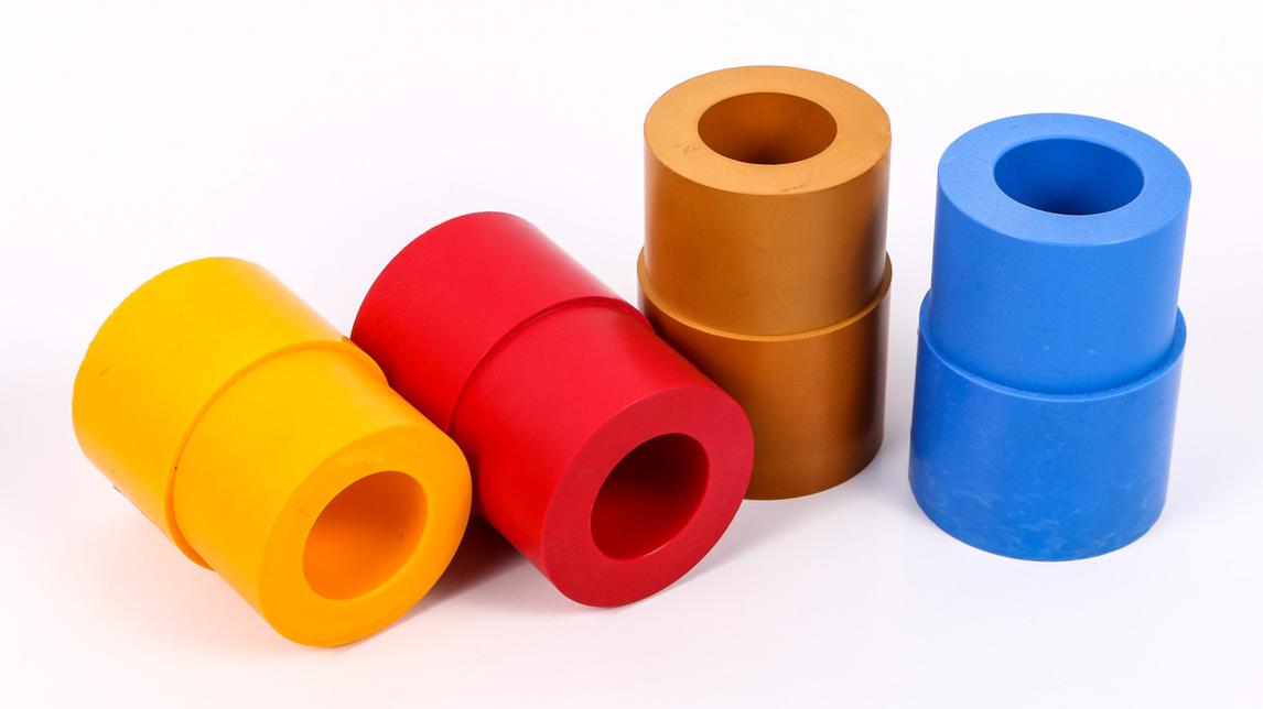 Logo Semi-finished PTFE molded pipes