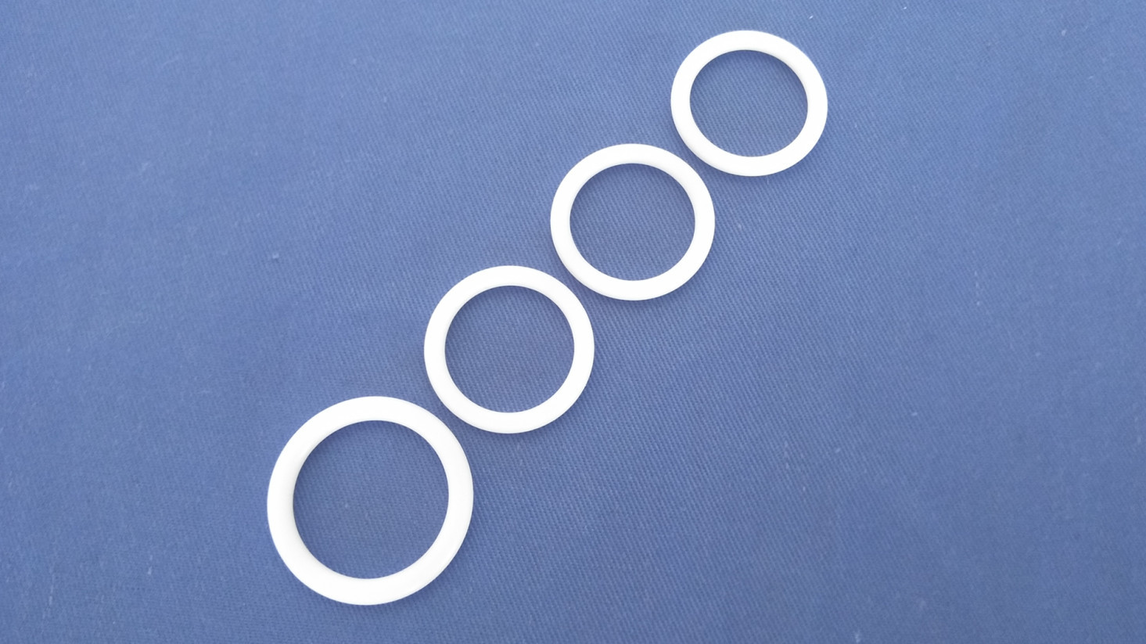 Logo Virgin PTFE O-rings
