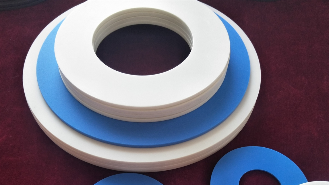 Logo Colorful PTFE Gaskets
