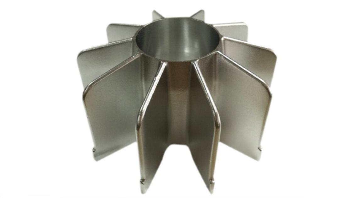 Logo Aluminum Casting