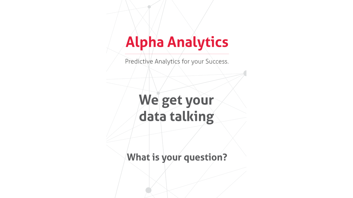 Logo Alpha Analytics