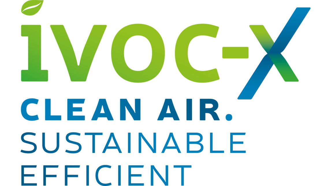 Logo IVOC-X Clean Air.