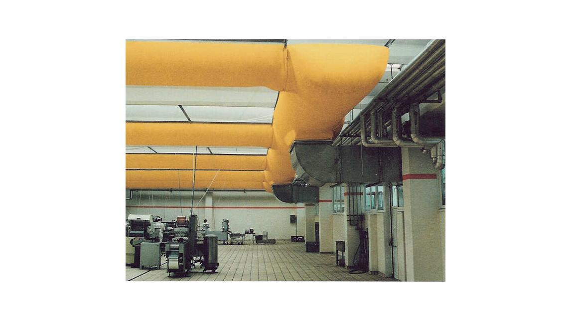 Logo air ducts